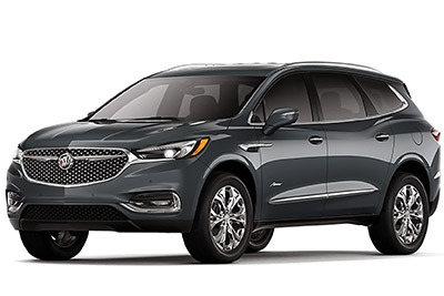 Fuses and relays Buick Enclave (2018-2020..)