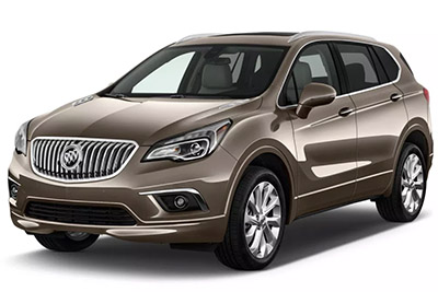 Fuses and relays Buick Envision (2016-2020..)