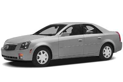 Fuses and relays Cadillac CTS (2003-2007)