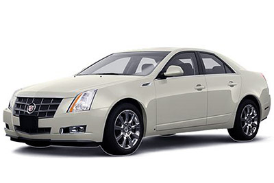 Fuses and relays Cadillac CTS (2008-2014)