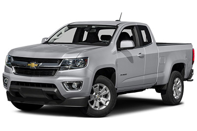 Fuses and relays Chevrolet Colorado (2012-2020)