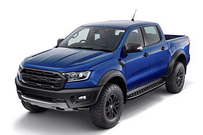 Fuses and relays Ford Ranger (2019-..)