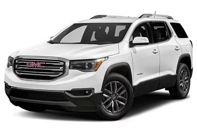Fuses and relays GMC Acadia (2017-2020..)