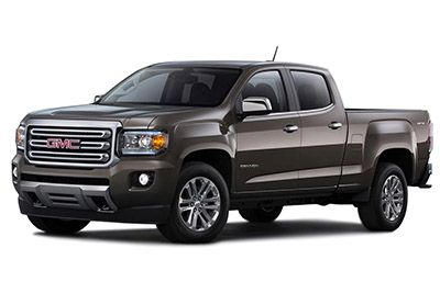 Fuses and relays GMC Canyon (2015-2020..)