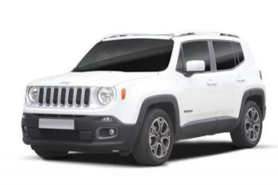 Fuses and relays Jeep Renegade (BU 2014-2019..)